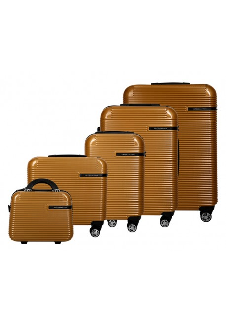 Zestaw walizek 5 elementowy Maldives