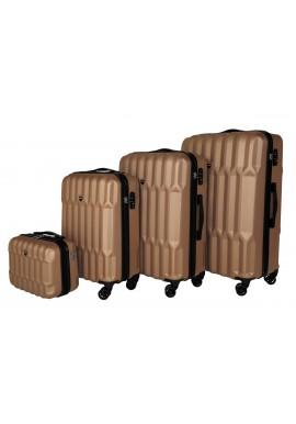 Zestaw bagażu  4 elementowy Barbados
