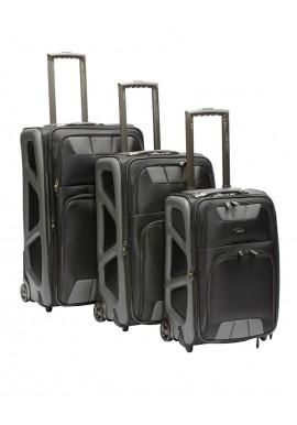 Zestaw bagażu 5 elementowy Monte Carlo