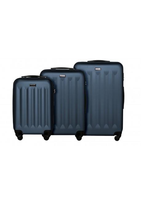 Zestaw walizek Benelux d.blue