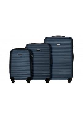 Zestaw walizek Sierra Madre d.blue