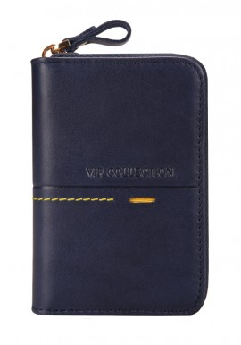 Etui na karty Beverly Hills 418 RFID blue