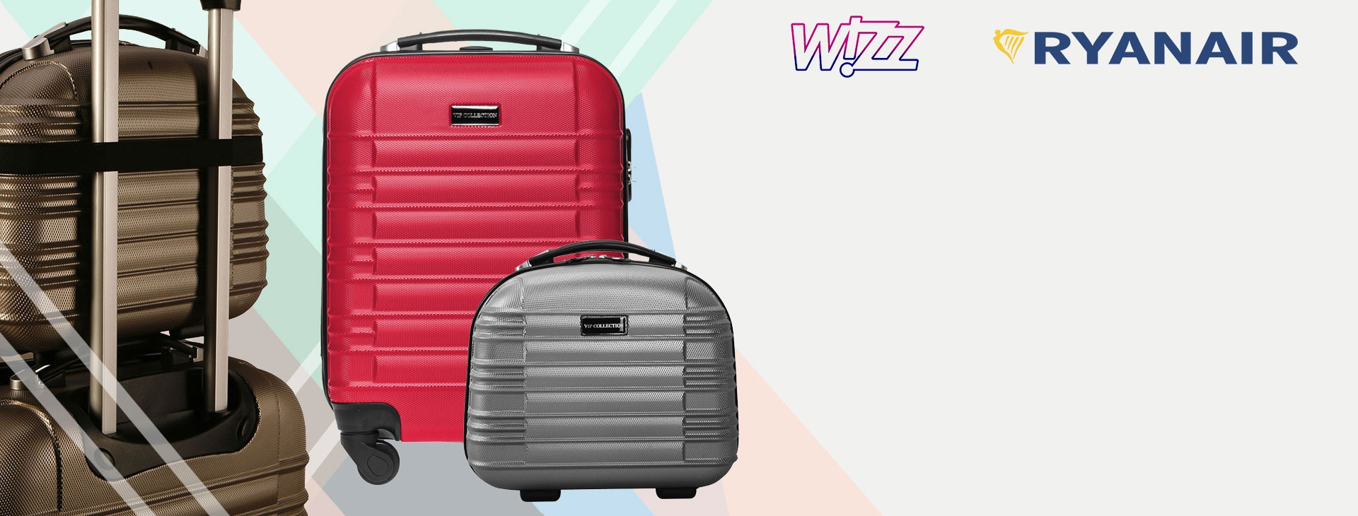 walizki kabinowe